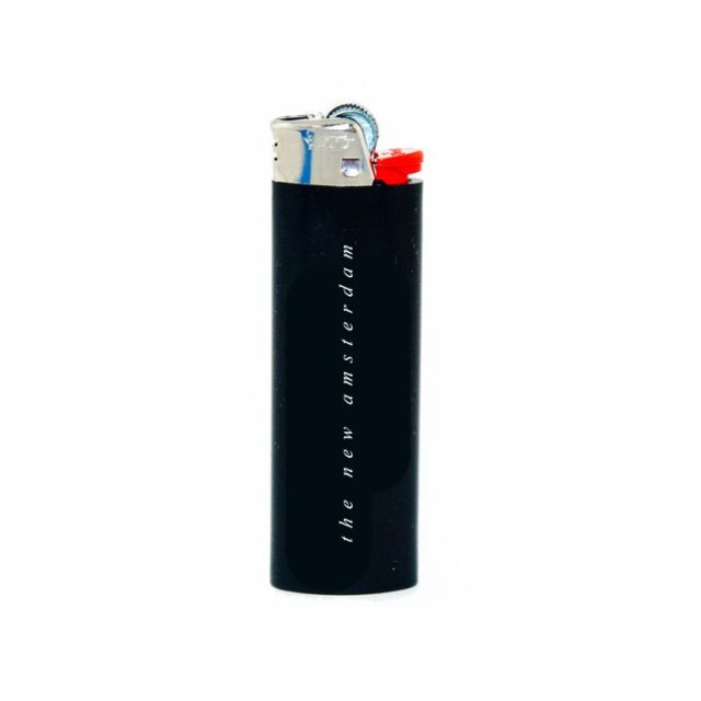 The New Amsterdam Black Lighter