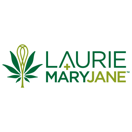 laurie-and-mary-jane-cannabis-logo